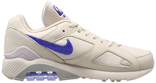 180 002 de Beige Max Sand Gymnastique Blue Racer Chaussures Orange Air Total Bianco Desert Homme Nike qwf4HEnx