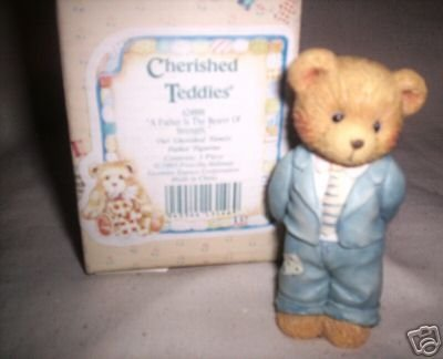 Cherished Spielzeug Cherished Teddies A Father Is The Bearer Of Strength