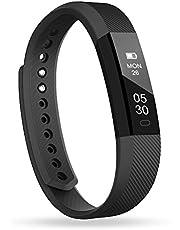 Lintelek Fitness Tracker, Slim Activity Tracker Step Counter met Slaapmonitor en Bericht Herinnering (BK)