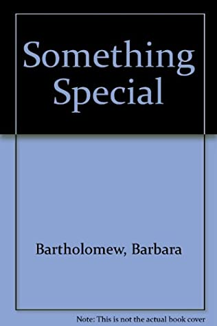 book cover of Something Special