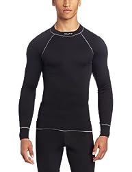 Craft Active Crewneck Long Sleeve, Black, Large