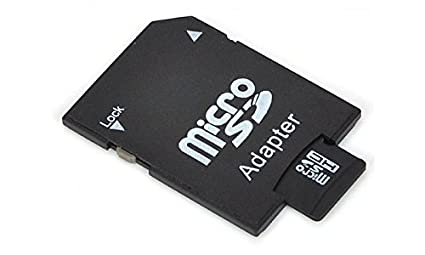 128 GB Micro SD Tarjeta de Memoria SDXC 128 GB Clase 10 de Alta Velocidad con Micro SD Adaptador 128 GB