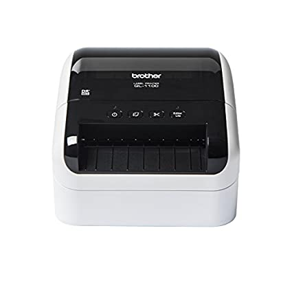 Brother QL1100ZU1 - Impresora de etiquetas: Amazon.es ...