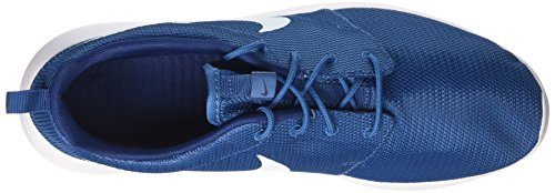 Roshe Industrial NIKE White Men's Blue Run Rqxx0H5
