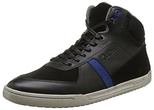 Kickers Cripton Hautes Sneakers Homme Noir q1pBC7wqP
