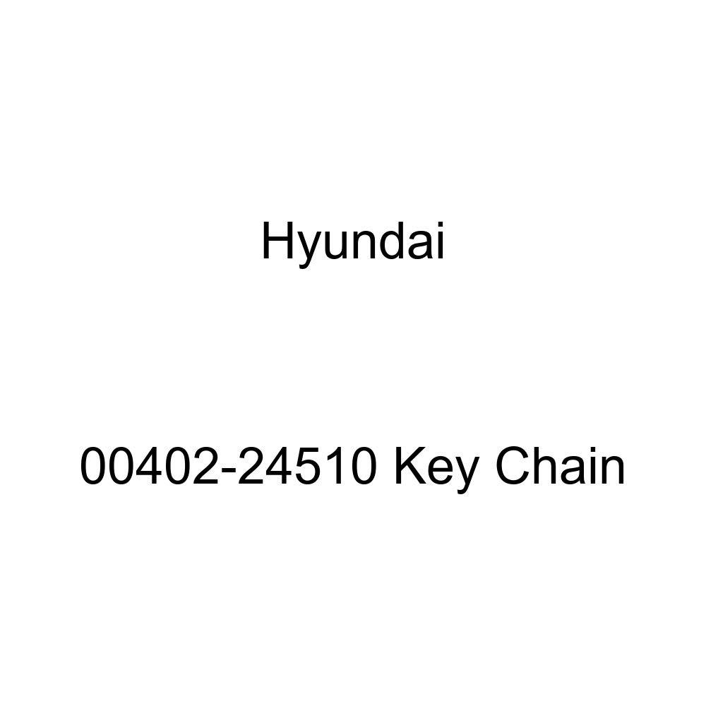 HYUNDAI Genuine 00402-24510 Key Chain