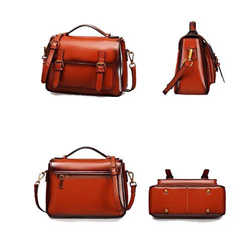 Retro Black Noble Glamour Elegant Temperament Classic Bags Ladies Chic q8gI6