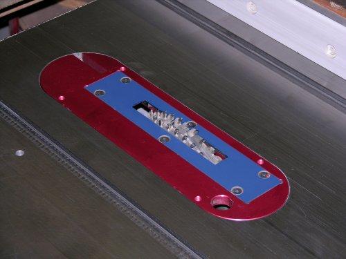 Betterley Tru-Cut Blade Insert System. Fits Jet Left Tilt 10