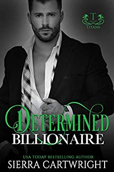 Determined Billionaire Titans Book 4 ebook product image