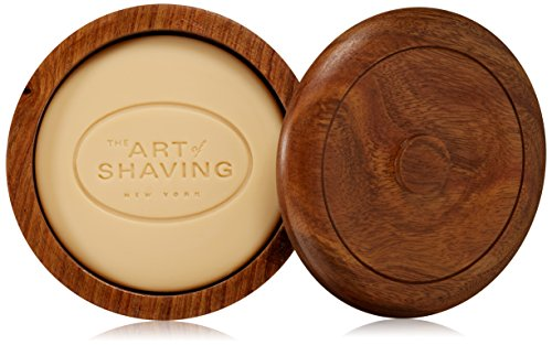 The Art Of Shaving Taos Soap With Bowl  Lemon  3 3 Oz