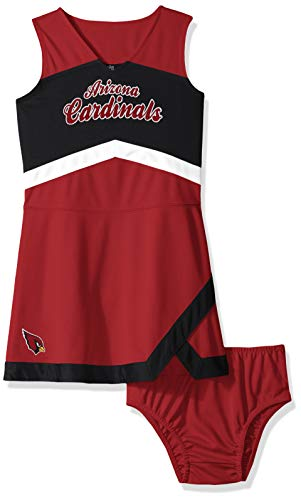 NFL Girls Kids & Youth Girls Cheer Captain Jumper Dress – DiZiSports Store