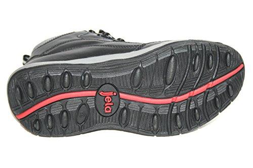 Jela tex 8679 bottines pour enfant noir pointure 33 pour garçon