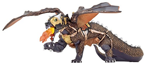 Papo Figure Dragon of Darkness Toy Figure (Darkness Toy)