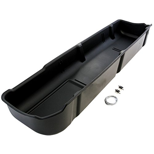 Red Hound Auto Under Seat Storage Box Compatible with 2009-2