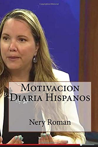 Motivacion Diaria Hispanos  [Roman, Nery] (Tapa Blanda)