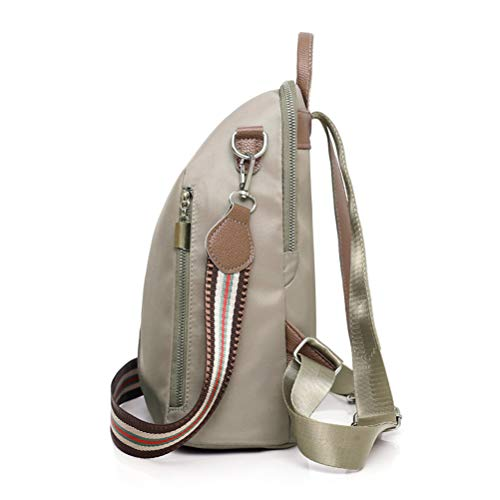 Ragazze a Double Vhvcx Oxford multifunzione spalla Zaini Backpack School B Bags Donna Zip Bagpacks Ladies Vintage RxqxBwa