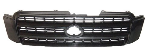 OE Replacement Toyota Highlander Grille Assembly (Partslink Number TO1200235)