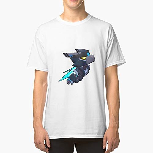 Black Mecha Crow Brawl Stars Classic TShirtT shirt Hoodie for Men, Women Unisex Full Size.
