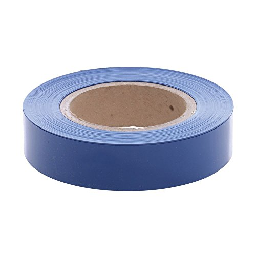 Blue Cut to Length Shelf Molding Cover Rolls 100'