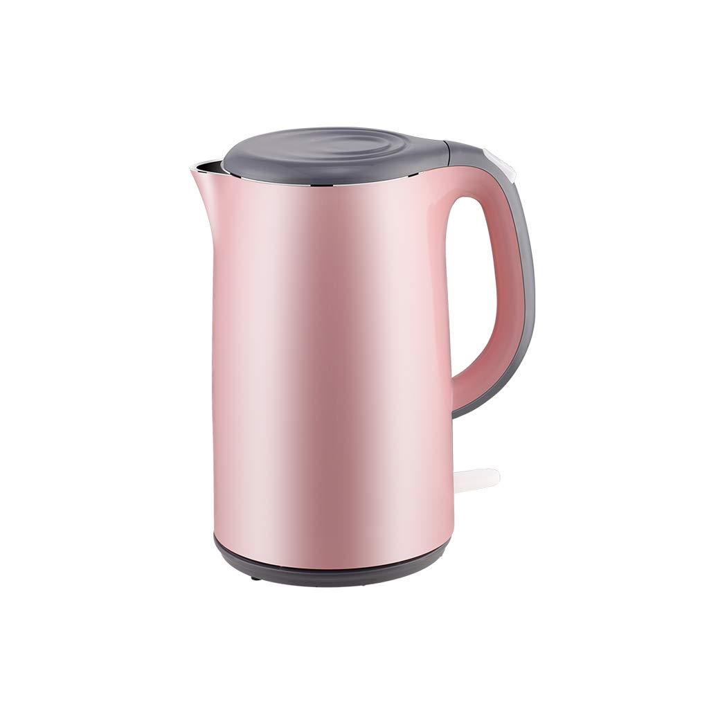 LPYMX Wasserkocher, Wasserkocher, elektrische Trinkflasche aus Edelstahl 304 (Farbe : A)