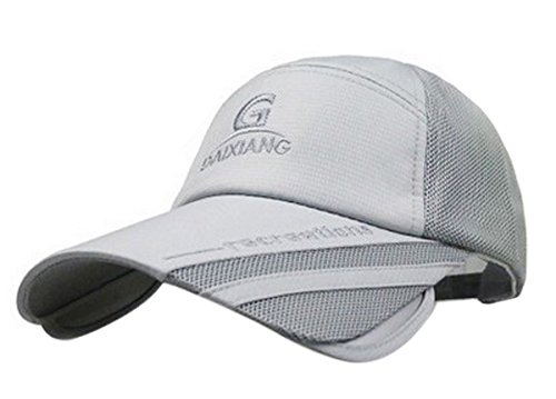Panegy Unisex Big Brim Outdoor Hats for Tennis Golf Baseball Running Activites Athlete Caps - - Hat With A Running