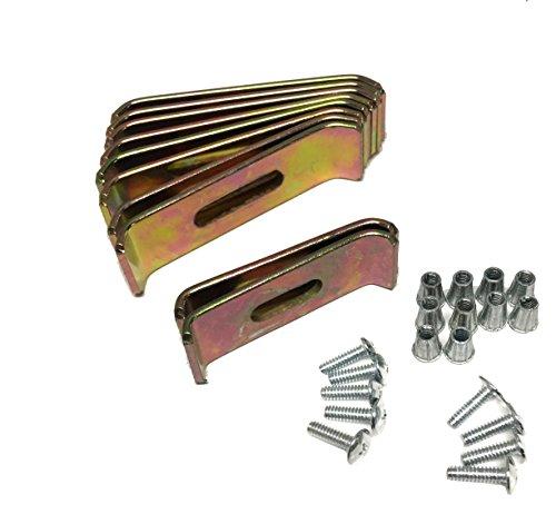 6011 11 sink clips undermount sink brackets supports - Kitchen sink support brackets ...