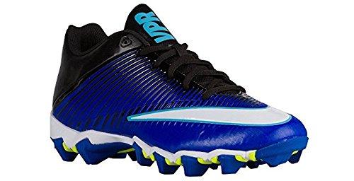 Nike Men's Vapor Shark 2 Football Cleat Blue/Black Size 13 D(M) US