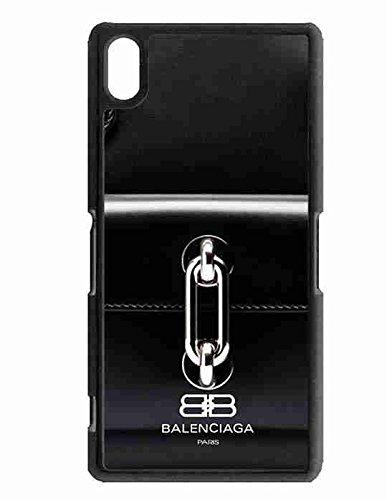 Sony Xperia Z2 Funda Carcasa, Balenciaga Brand Logo Sony Z2 ...