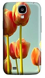 Samsung Galaxy S4 I9500 Hard Case - Tulip Galaxy S4 Cases