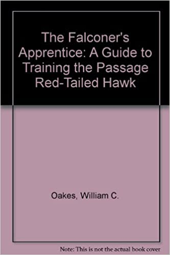 The Falconers Apprentice A Guide To Training The Passage Red
