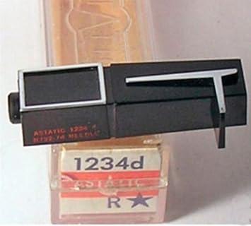 PHONOGRAPH CARTRIDGE NEEDLE STYLUS ASTATIC 205d replaces EV 5559 EV 5559D