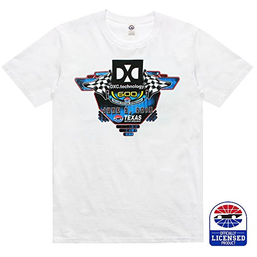 Texas Motor Speedway Dxc Technology 600 Event Tee   X Large
