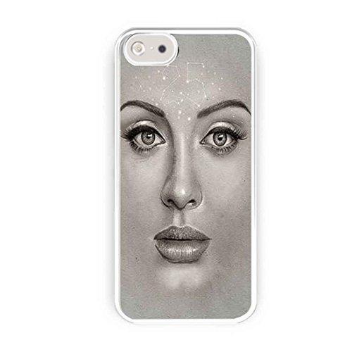 Cooliphone4Cases.com-2569-Adele Twenty Five Fan Art Photo Unique iPhone 5 Case White.JPEG iPhone 5 Case, iPhone 5s Case-B01LXX3TGV-T Shirt Design