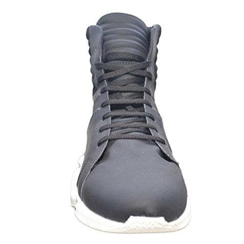 Italy Antiscivolo moma Art Uomo Man Made Moda Running 4565 Sneaker Nero In Fondo Scarpe Gommato 1qP6wpRpx