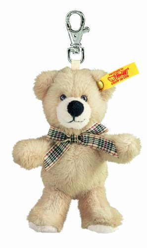 Teddy Bear Keyring, Beige from Steiff