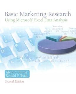 basic marketing research using microsoft excel data analysis 3rd