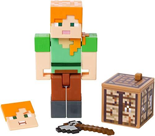 Minecraft Comic Maker Alex Action Figure]()