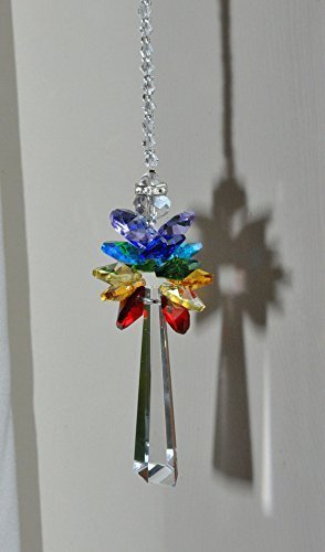 Crystal Guardian ornament Suncatcher Protection product image