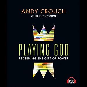 Playing God Audiobook
