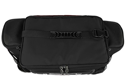 Isobag 6 Meal Reverse Red/Black by Isolator Fitness (Image #6)