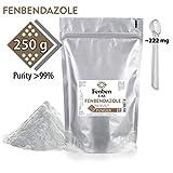 Fenbendazol 250g Powder, Purity >99%, by Fenben