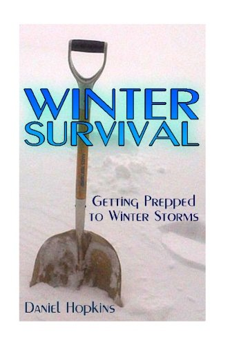 Winter Survival: Getting Prepped to Winter Storms: (How to Survive, Survival Book) (Winter Stars)