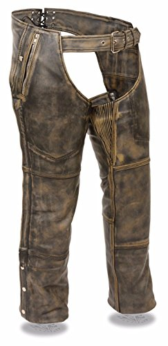 Mens Leather Riding Pants - 9