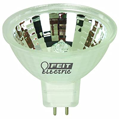 Feit Electric BPBAB-120 20 Watt Halogen Flood Light with Bi-Pin Base, Clear