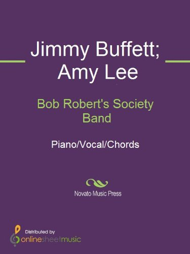 Download Bob Roberts Society Band Book Pdf Audio Id40rqfk6