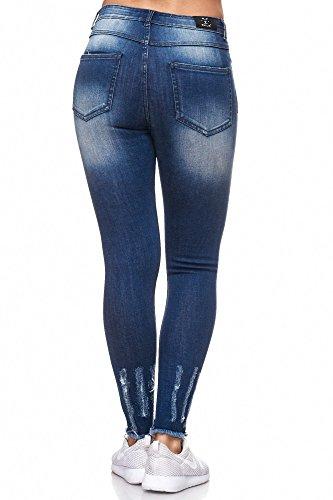 Jeans Bellis Donna Blu Blu Donna Jeans Bellis Bellis Pw47xa
