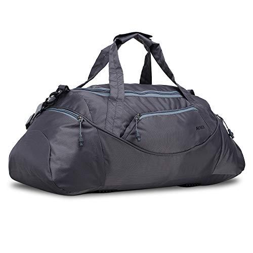 Novex Travel Duffel Bag  Grey
