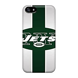 New New York Jets Tpu Skin Case Compatible With Iphone 5/5s