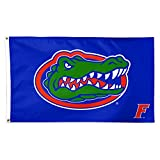 WinCraft University of Florida Gators UF Gator F Blue NCAA Football 3 x 5 Foot Flag