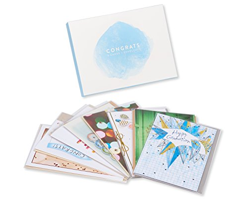 American Greetings Premium Congratulations Greeting Card Collection, (Congratulations Pack)